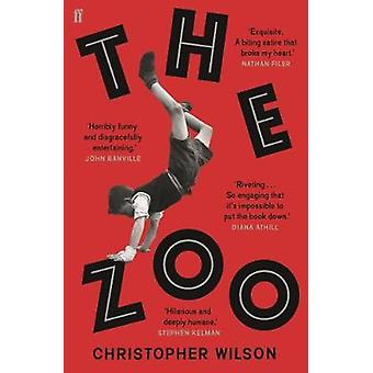 El zoológico por Christopher Wilson - libro 9780571334469