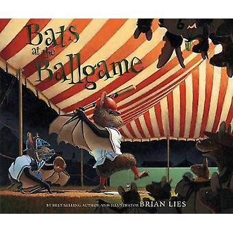 Bats at the Ballgame by Brian Lies - 9781328886132 Book