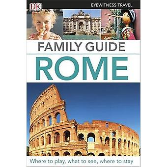 Rome by DK Publishing - 9781409369042 Book