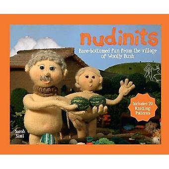 Nudinits - Bare com fundo divertido do mato vila de lanoso por Sarah