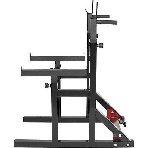 Multi Rack � squat et developp� couch� r�glable