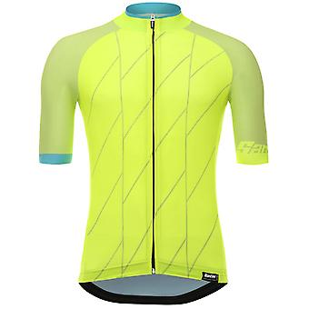Sale Santini Yellow 2018 Ace Short Sleeved Cycling Jersey 707d8797e