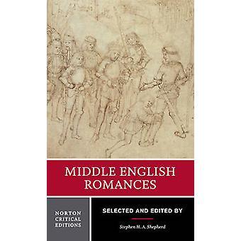 Język średnioangielski romanse przez Stephena H. A. Shepherd - 9780393966077 książki