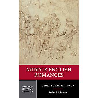 Romances de moyen anglais Stephen. H. A. Shepherd - livre 9780393966077