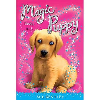 Magic Puppy: Books 1-3