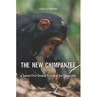 Nowe szympans