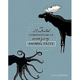 Le recueil illustré des faits animaux étonnants