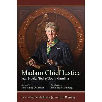 Madame la juge en chef: Jean Hoefer Toal de Caroline du Sud