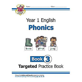 New KS1 English Targeted Practice Book