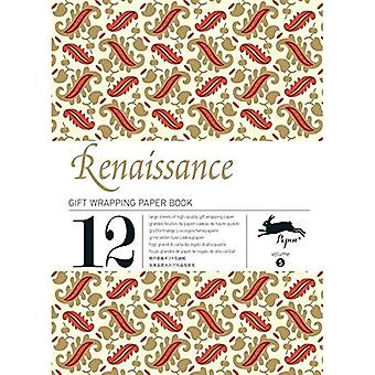 RENAISSANCE Vol.05 Gift Wrapping Paper Book: gift wrapping paper book Vol. 5