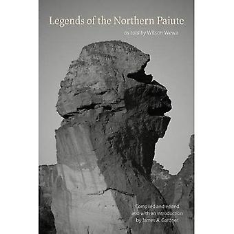 Legends of the Northern Paiute: As Told by Wilson Wewa