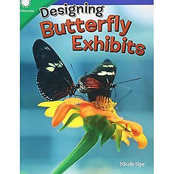 Conception de papillon pièces (4e année) (contenu du Smithsonian et les lecteurs de l'alphabétisation: Steam)