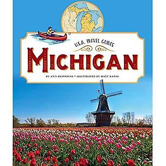 Michigan (U.S.A. Travel Guides)