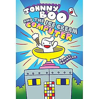 Johnny Boo Book 8 Johnny Boo And The Ice Cream Computer