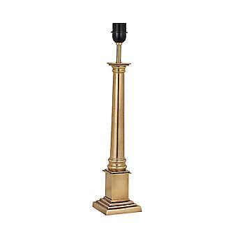 Nelson Medium tabell lampa - Base endast - interiör 1900 69835