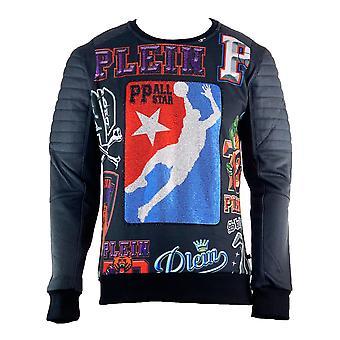 Philipp Plein MJO0037 Line 02 Sweater