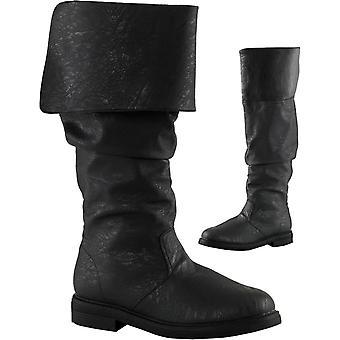 ロビン ・ フッドの黒ブーツします。