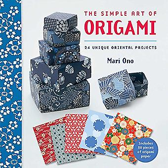 The Simple Art of Origami - 24 unique oriental projects