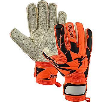 Precision Fusion_X.3D Flat Cut Turf Goalkeeper Gloves Size