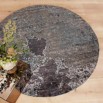Moon Night Circular Rugs By Massimo