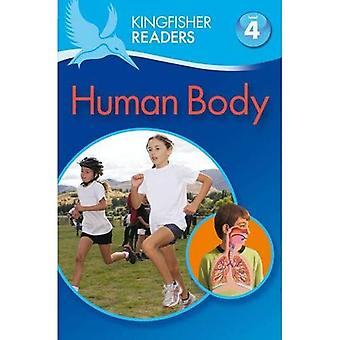 Kingfisher Readers: Human Body (Level 4: Reading Alone)