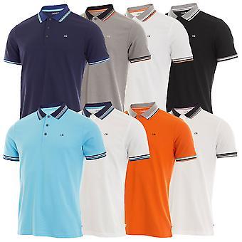 Calvin klein mens 2019 bi-Lite Polo shirt