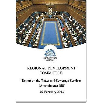 Report on the Water and Sewerage Services (Amendment) Bill - Together