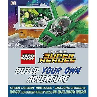 Lego DC Comics Super Heroes Build Your Own Adventure by DK - 97814654