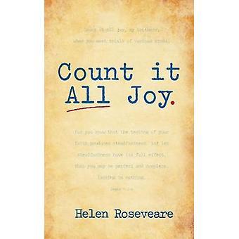 Count It All Joy by Helen Roseveare - 9781781910610 Book