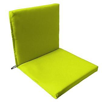 Gardenista® cal resistente al agua de dos partes silla asiento, paquete de 6
