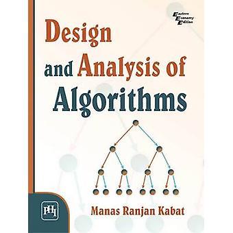 Design and Analysis of Algorithms by Manas Ranjan Kabat - 97881203480