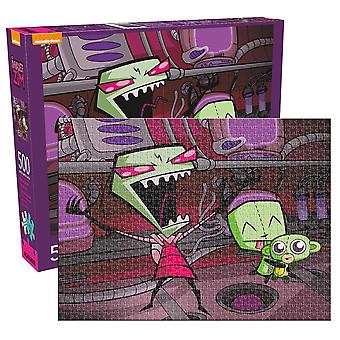 Invader zim 500Pc pussel