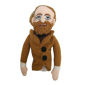 Finger Puppet - Bob Ross - Magnetic Personalities New 5300