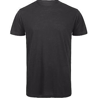 B&C Collection - B&C Inspire Slub T - Organic Mens Cotton T-Shirt