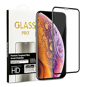 Tempered Glass Protection iPhone 11 Pro Max/Xs Max 5D Full Fit