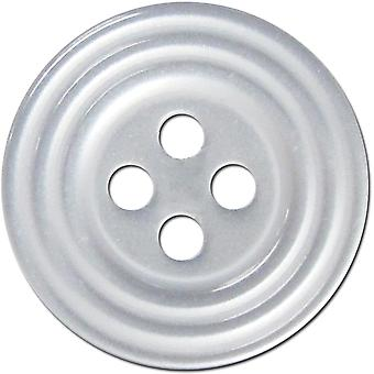 Slimline Buttons Series 1 Pearl 4 Hole 3 4