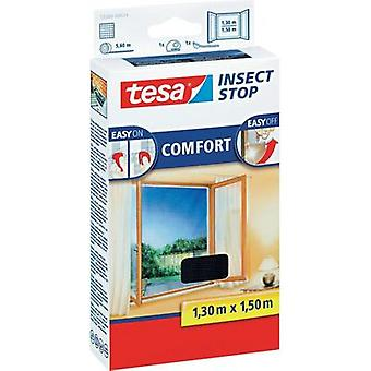 Fly screen TESA tesa® Insect Stop COMFORT (L x W) 1300 mm x 1500 mm Anthracite 1 pc(s)