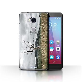 STUFF4 Case/Cover for Huawei Honor 5X/GR5/Electric Tree/Imagine It