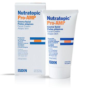 Isdin Nutratopic Pro - Amp Crema Emoliente 200 Ml (Enfant , Soin , Lotions Pour Le Corps)