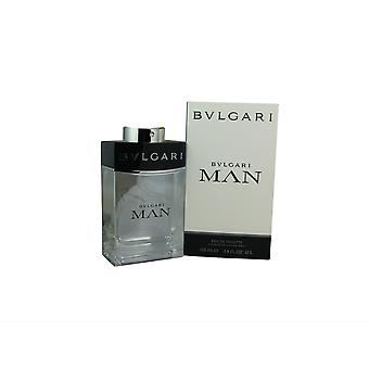 Bvlgari Man pour homme 3.4 oz EDT Spray