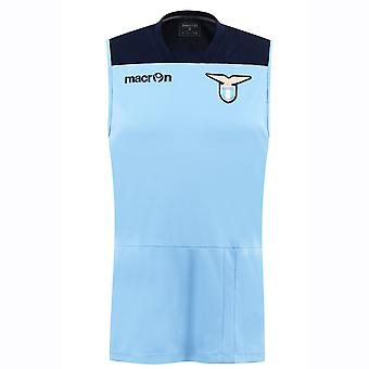 2016-2017 Lazio Sleeveless Training Jersey (Blue)