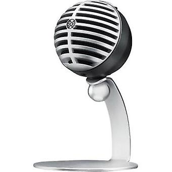 USB microphone Shure MV5-LTG Corded Stand, incl. cable