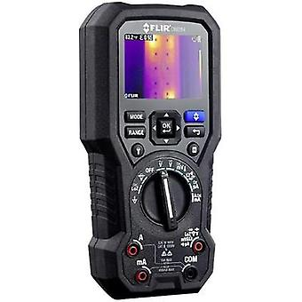 Handheld multimeter digital FLIR DM284 Calibrated to: Manufacturer standards Built-in thermal imager, Graphics display C
