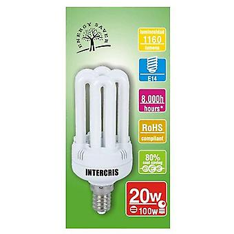 Intercris Saving bulb 20w 8000h014 (Home , Lighting , Light bulbs and pipes)