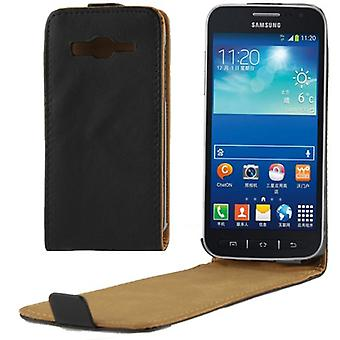 Flip phone pouch case for mobile Samsung Galaxy core advance