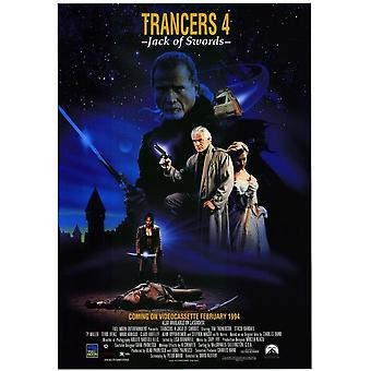 Trancers 4 Jack of Swords Movie Poster Print (27 x 40)
