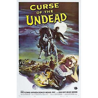Curse of the Undead Movie Poster Print (27 x 40)