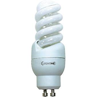 Energy-saving bulb 90 mm LightMe 230 V 9 W = 39 W EEC: A Spiral shape Content 1 pc(s)