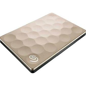 2.5 external hard drive 1 TB Seagate Backup Plus Ultra Slim Gold USB 3.0