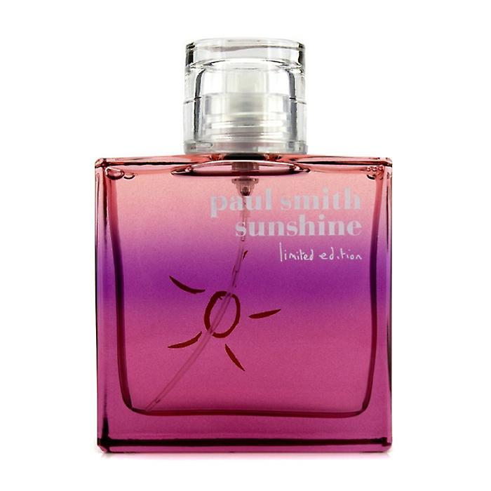 Paul Smith Sunshine Edition For Women Eau De Toilette Spray (2014 Edition) 100ml/3.3oz